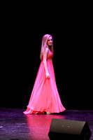 Evening Gown & Onstage Question